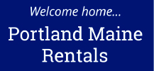 Portland Maine Rentals Logo